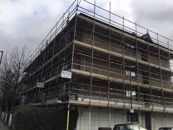 Commercial Scaffold Structures Redbridge