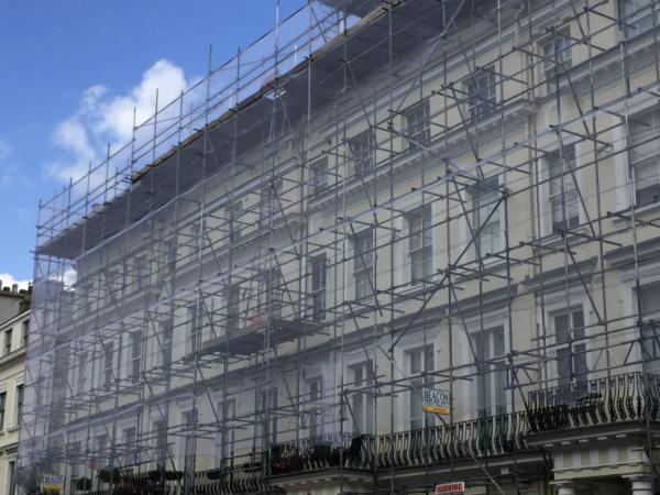Commercial Scaffolding Hackney