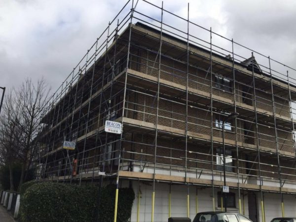 Commercial Scaffolding Services Haringey